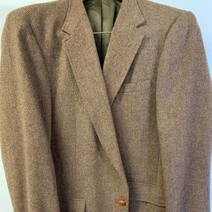 Men's Vintage Imperial tweed sports coat 44L